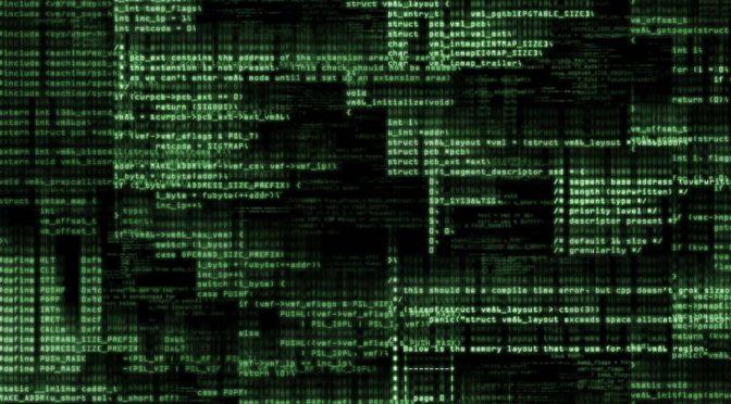 Cyber Crime As Genre