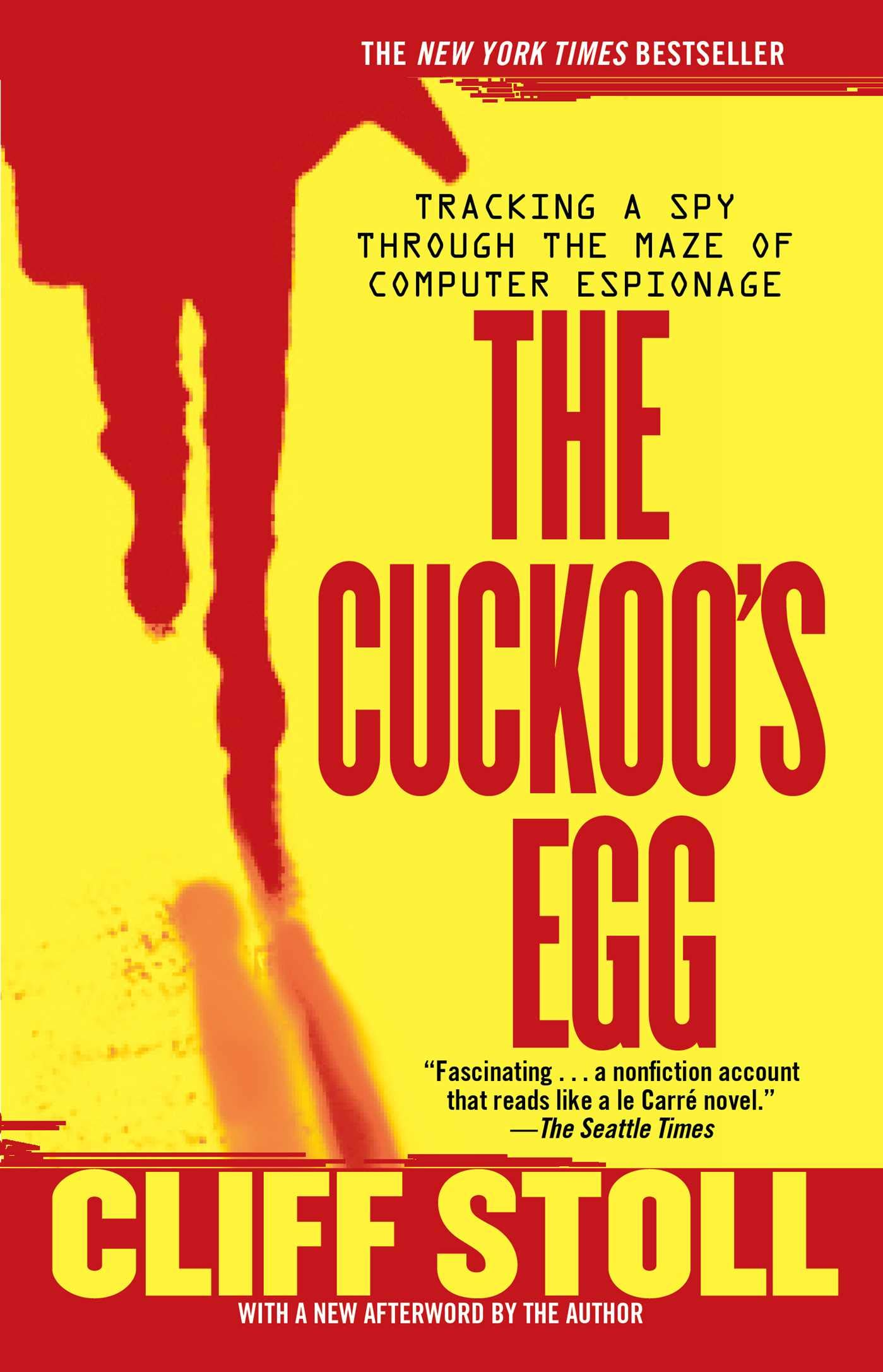 "References, ""The Cuckoo's Egg"""