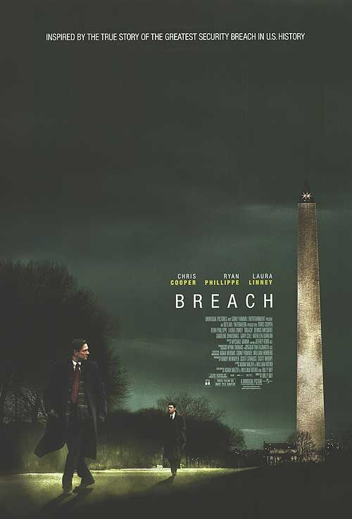 Movie Review, Breach